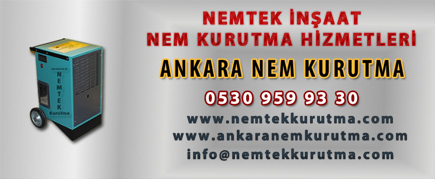 Ankara Nem Kurutma