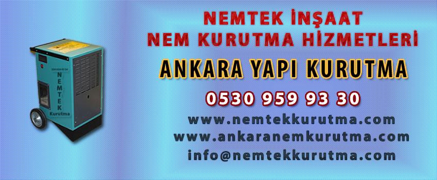 Ankara Yapı Kurutma