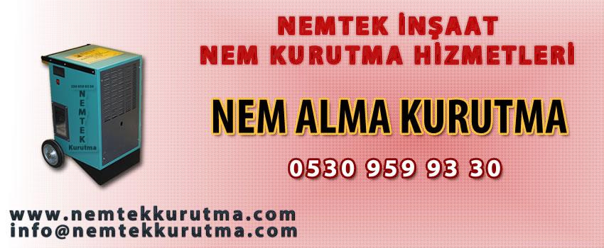 Nem Alma Kurutma