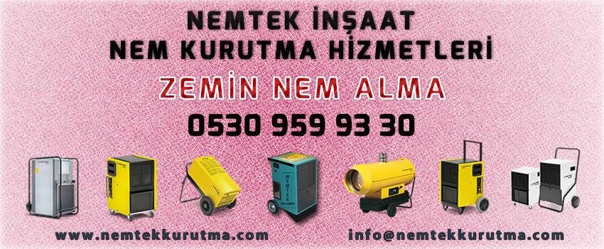 Zemin Nem Alma