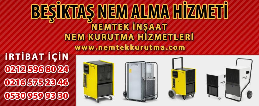 Beşiktaş Nem Alma Hizmeti