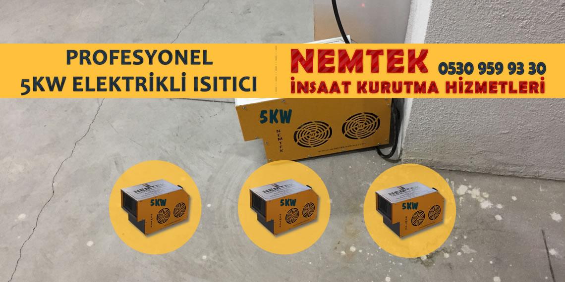 5 kw Elektrikli Isıtıcı