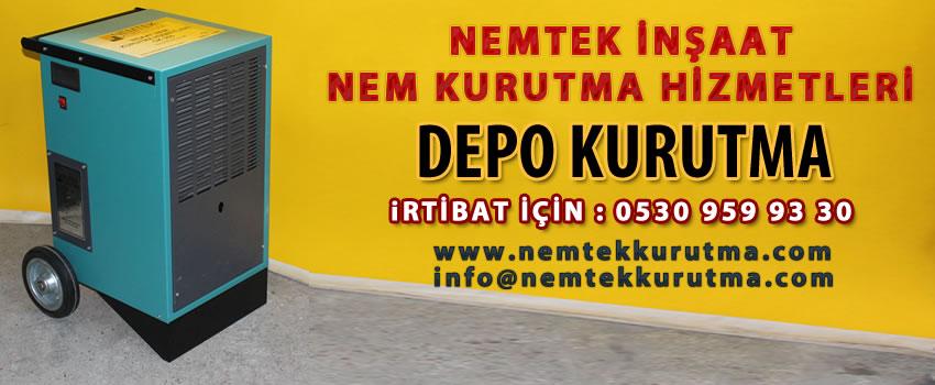 Depo Kurutma