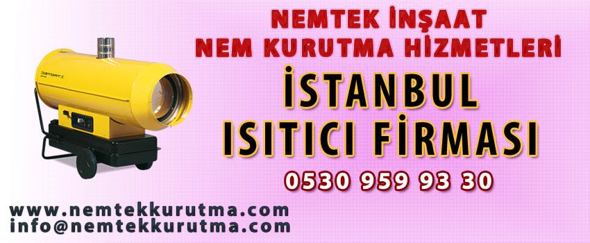 İstanbul Isıtıcı Firması