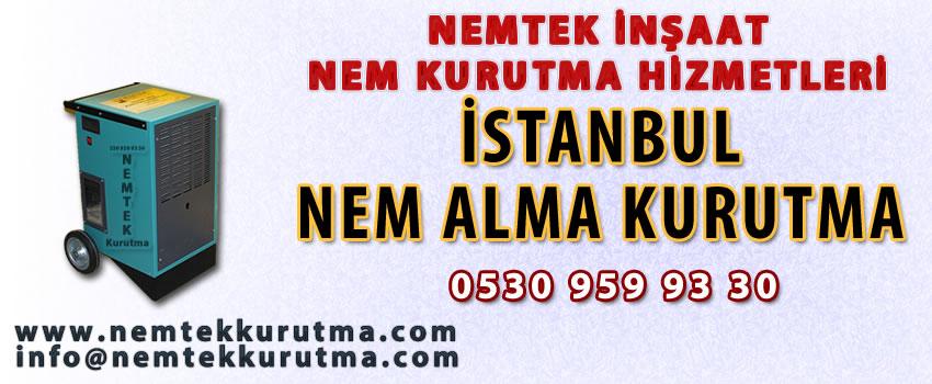 İstanbul Nem Alma Kurutma