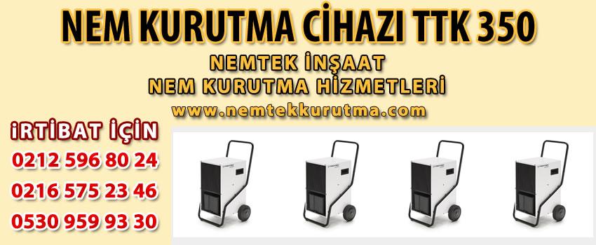 Nem Kurutma Cihazı TTK 350